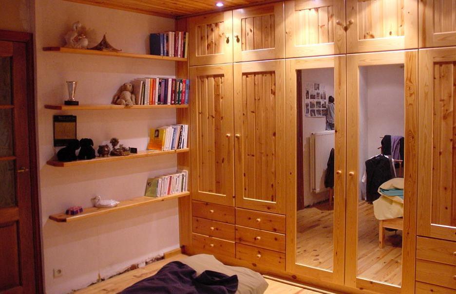 etageres avec fixations invisibles. Black Bedroom Furniture Sets. Home Design Ideas